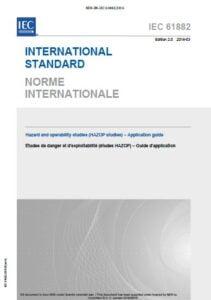HAZOP norm (IEC61882)