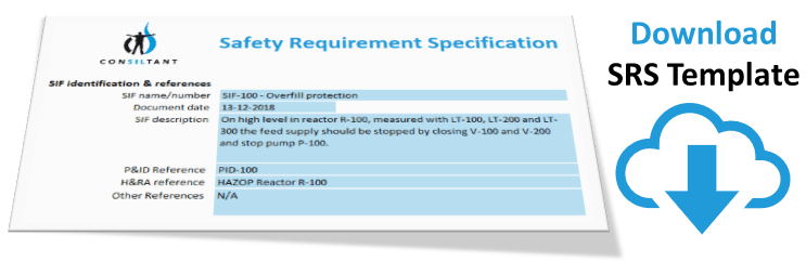 Safety Requirement Specification (SRS)