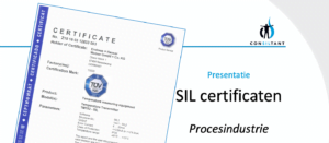 Presentatie SIL certificaten
